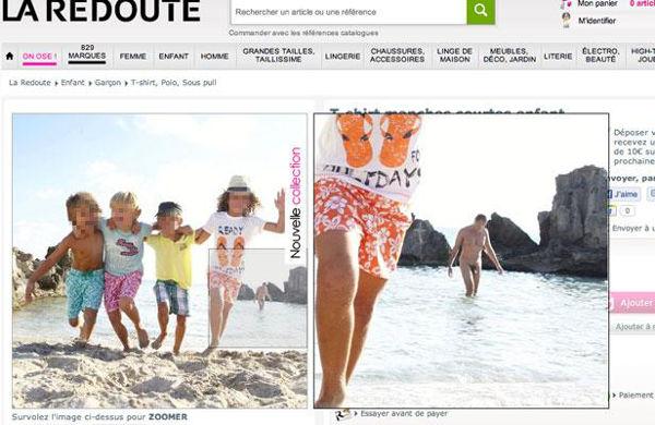 bad buzz www.laredoute.fr