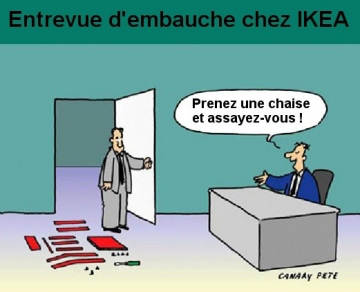 humour site www.ikea.fr
