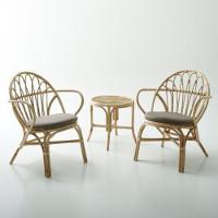 La mobilier jardin for Mobilier de jardin la redoute